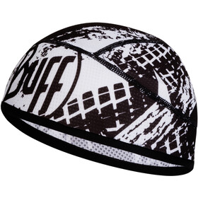 Buff Underhelmet Headwear white/black